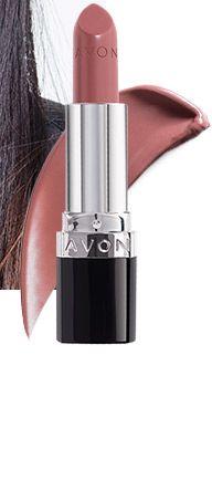 Shop Avon Online  True Color Lipstick - Blush Nude Reg Price $8 https://www.avon.com/product/avon-true-color-lipstick-57676?rep=BeautifulwithTracy #Avon #Makeup #Lipstick #TrueColor