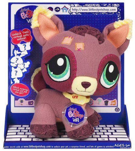 Littlest Pet Shop Vip Pets Surprise Pet Deer By Hasbro 39 99 Action Figures Toys Toys Games Pet Deer