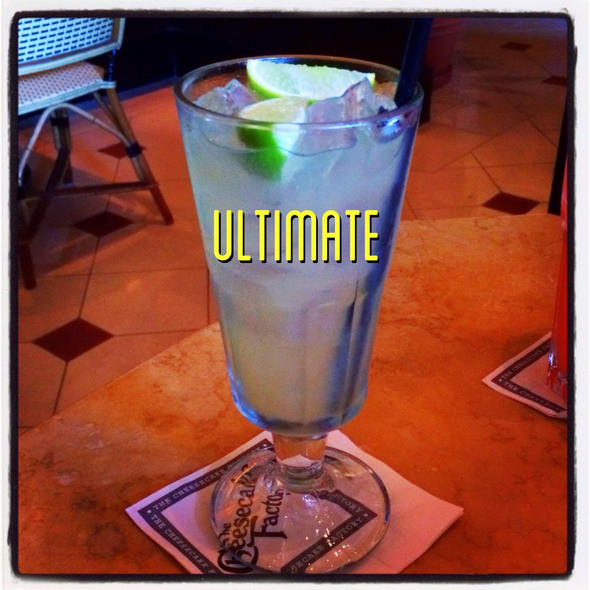 Ultimate Margarita From The Cheesecake Factory. Premium