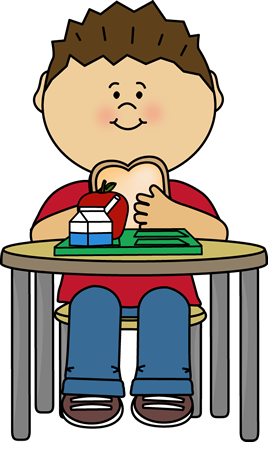 boy eating cafeteria lunch clip art pinterest lunches clip rh pinterest com clip art eating clip art eating