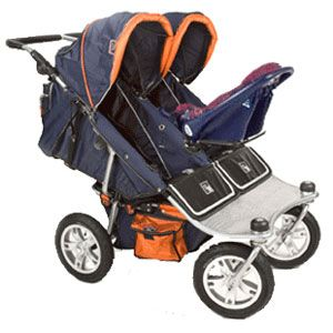 twin strollers with car seats | Valco Baby Tri Mode Twin Stroller ...