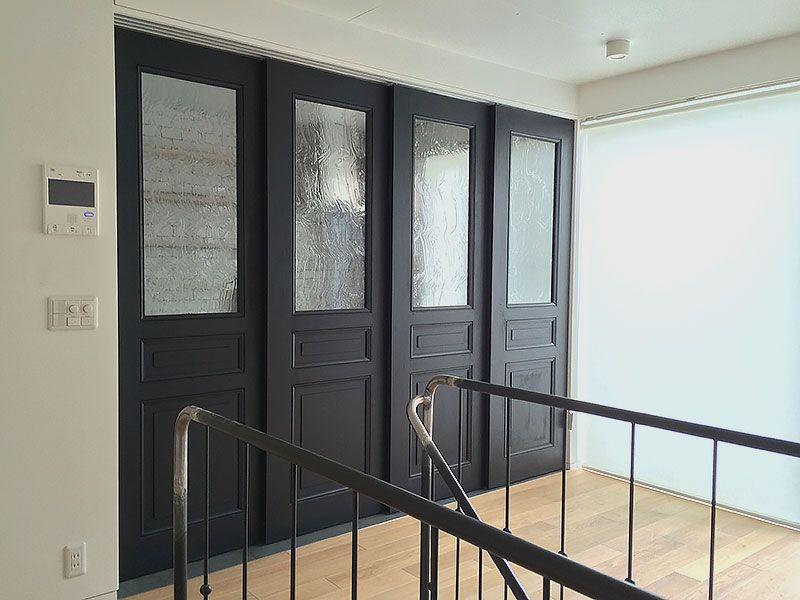 House 3 01 家を建てる 室内ドア 引き戸
