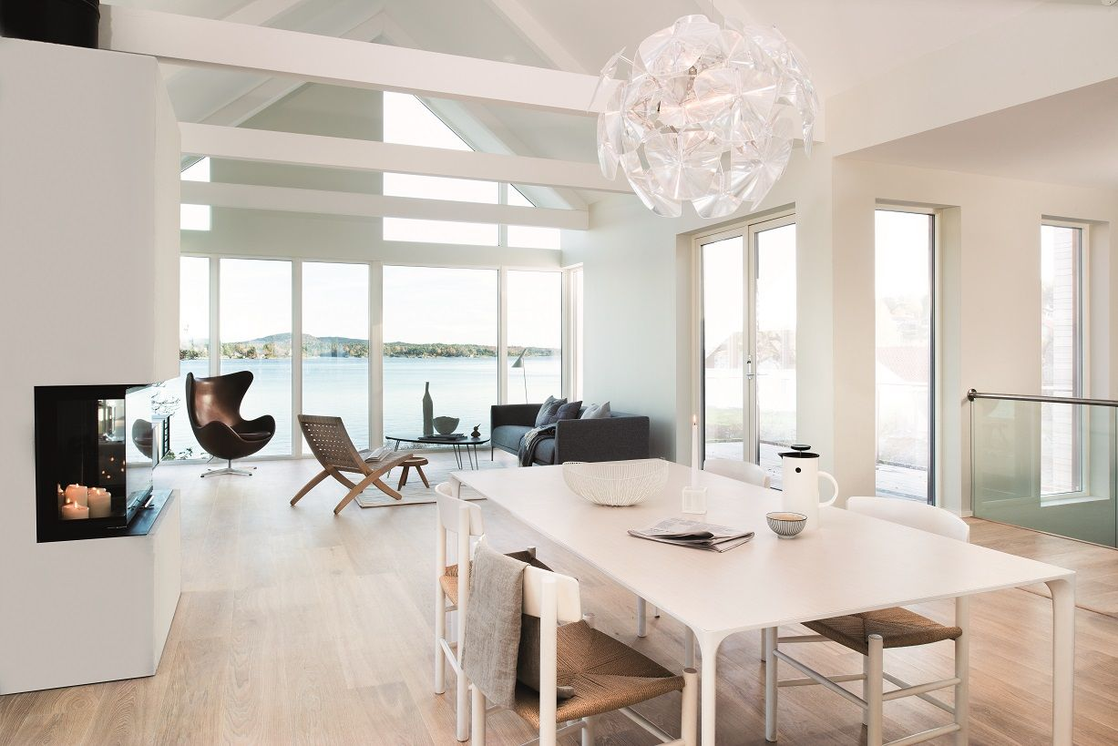 Piece A Vivre Parquet the beauty of the subtle, organic and functional design is