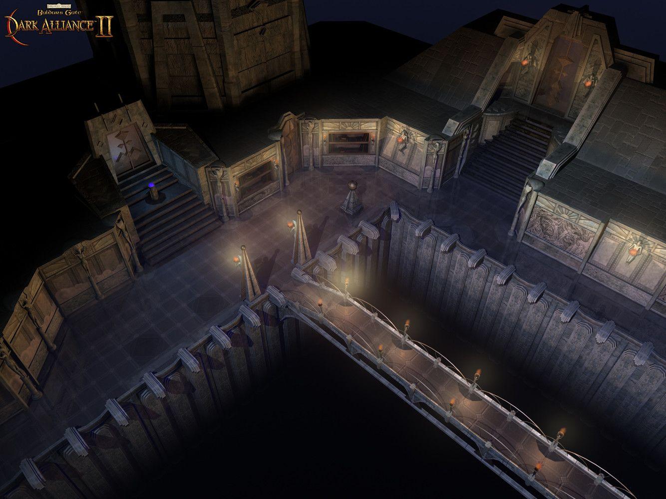 Baldur S Gate 2 Tile Set Mike Colonnese On Artstation At Https