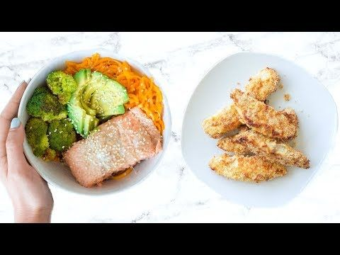 3 healthy and easy dinner ideas healthy dinner recipes youtube 3 healthy and easy dinner ideas healthy dinner recipes youtube forumfinder Choice Image