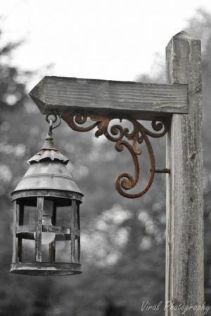 Lamp Post Wrought Iron Garden Lanterns Lanterns Driveway Lighting