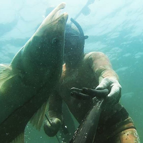 O mar não é um obstáculo é um caminho!✌ #esseéomeumundo  #robalo #pescasub #pescasubmarina #snookfish #sea #spearfishman #saltlife  #underwaterphotography #underwaterlife #vidaembaixodagua #insanespearfishing #insane