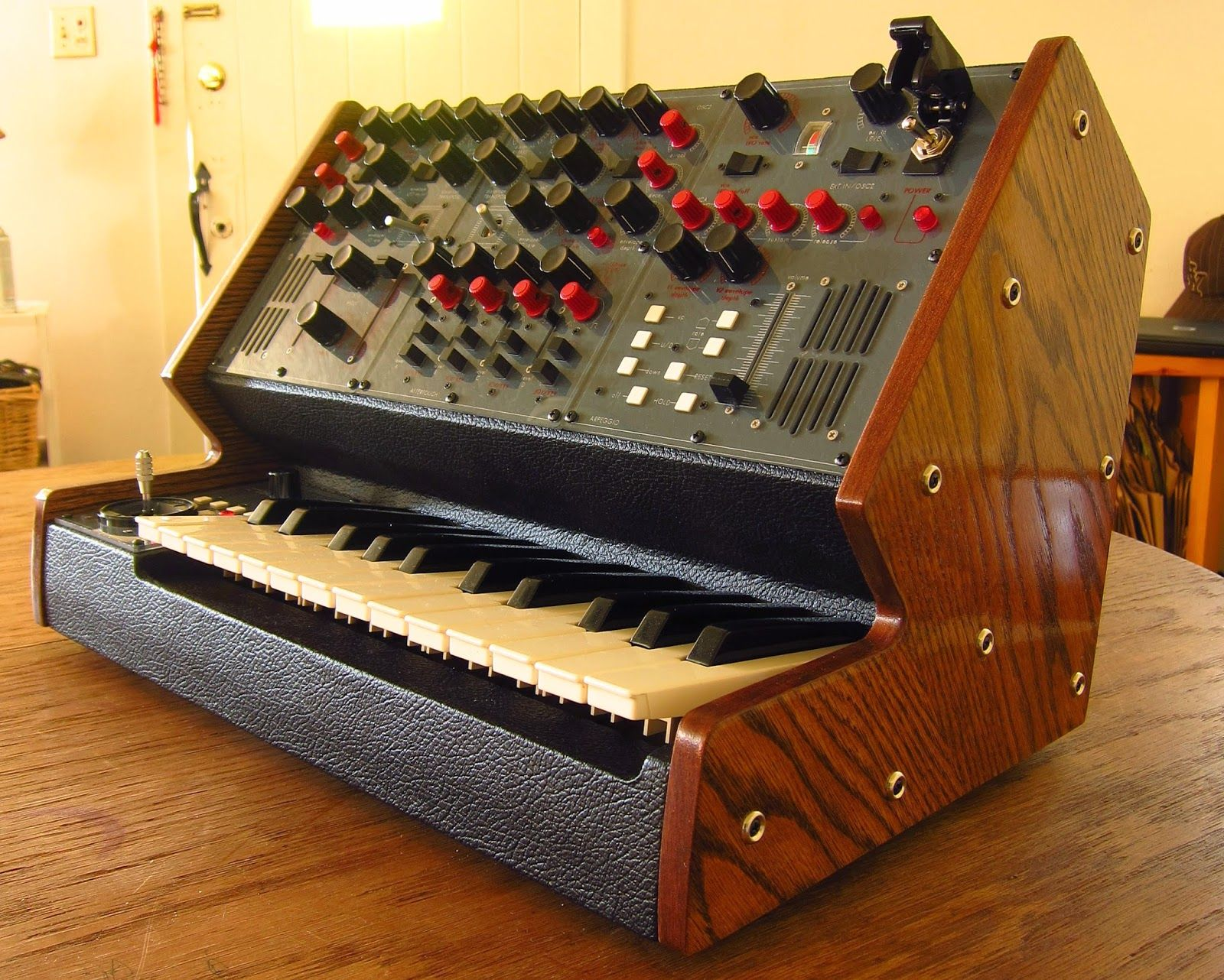 Cool custom synth www.noystoise.com/