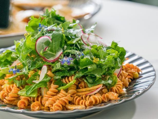 Spring garden pasta salad receta forumfinder Choice Image