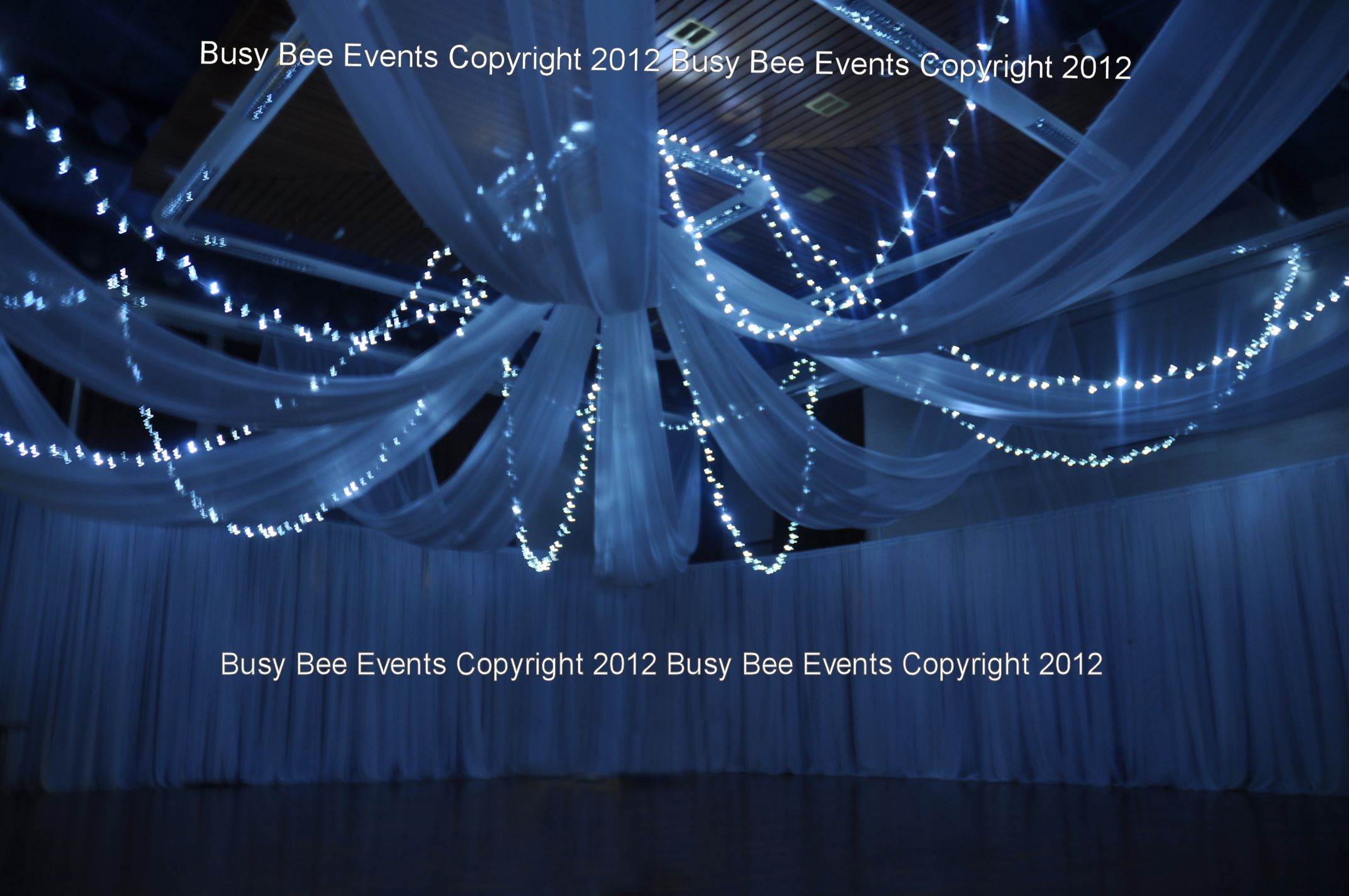 ceiling drapes how pinterest party events wedding reception to pin hang for stuff