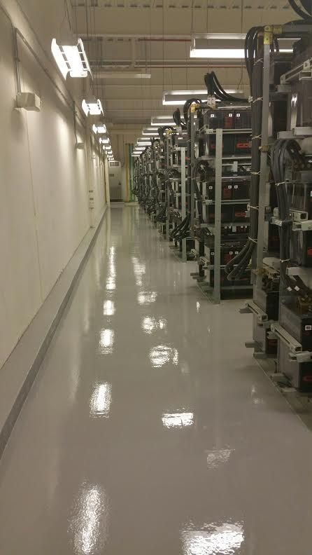 Our Esd Epoxy Coating System Is One Of The Lowest Cost Esd Floor Finishes Over The Long Term And An Excelle Epoxy Floor Epoxy Floor Coating Floor Coating