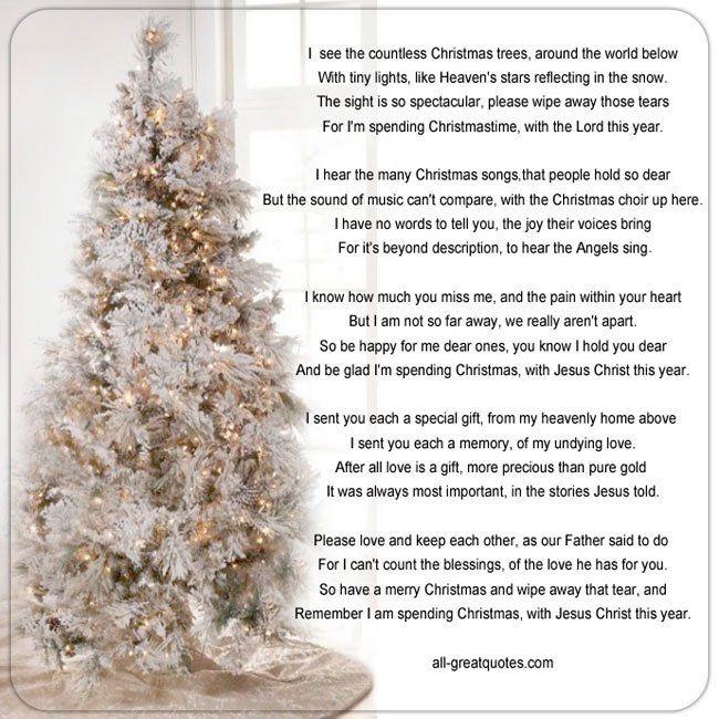 Christmas In Heaven Merry Christmas In Heaven Christmas In Heaven Christmas In Heaven Poem