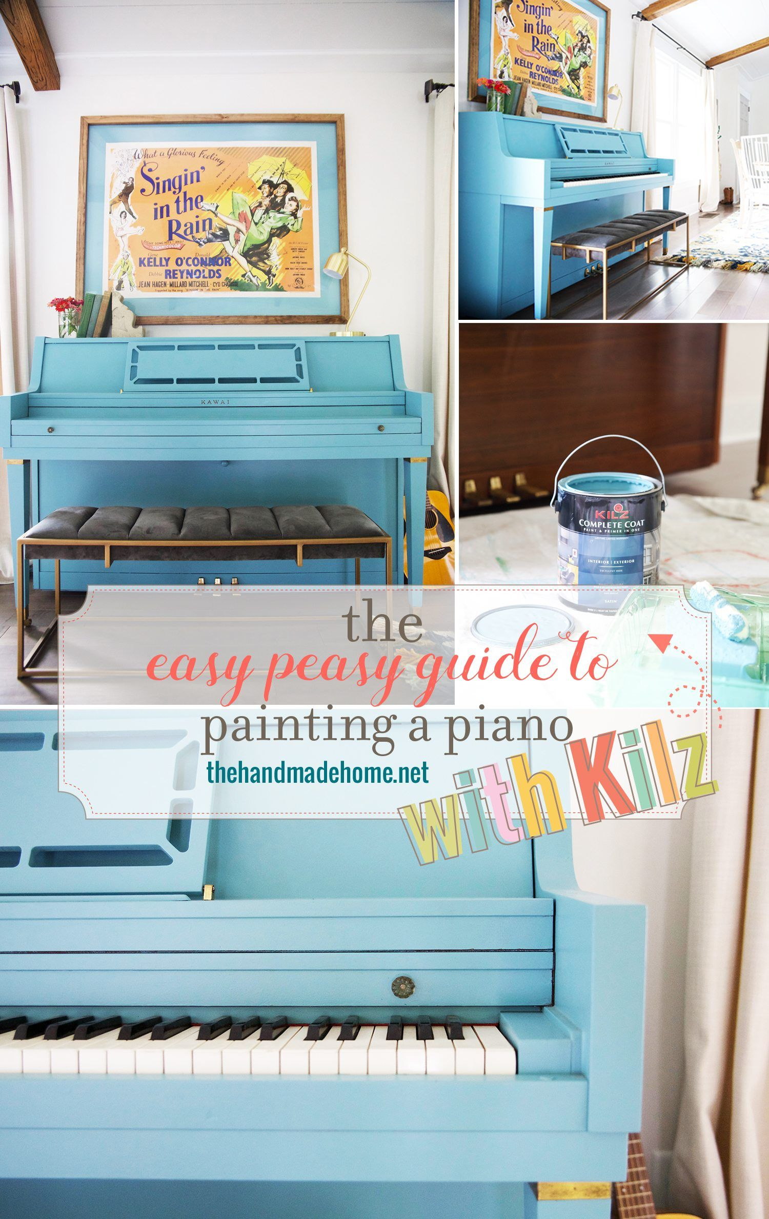 the easy peasy guide to painting a