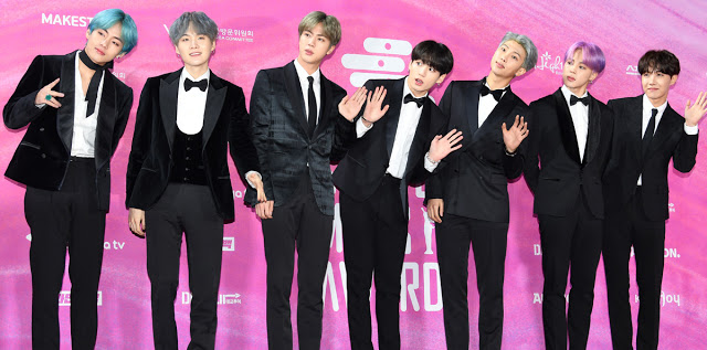 Bts Will Not Be Exempt From Korea S Mandatory Military Service Korean Music Awards Seoul Music Awards Bts Members