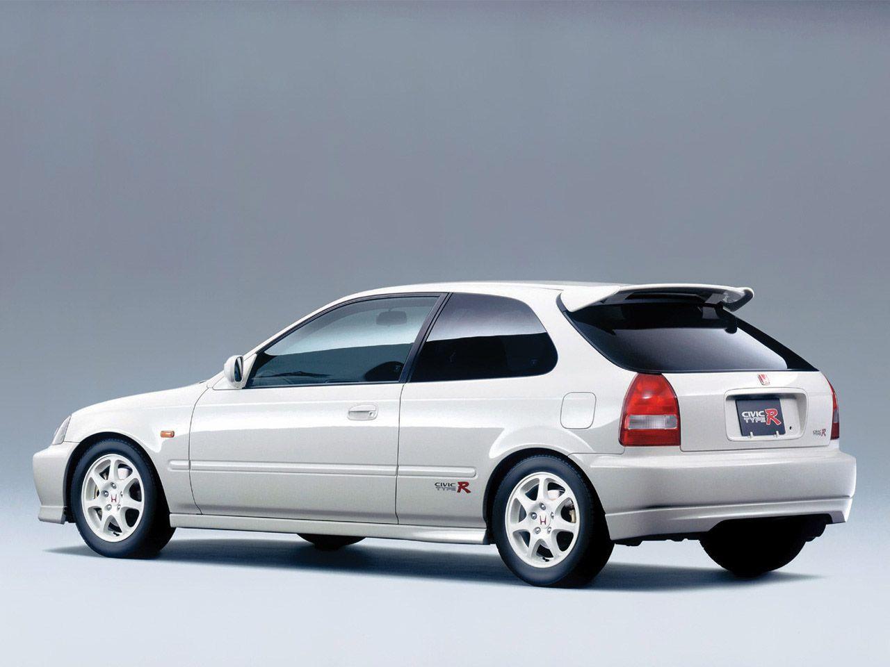 honda civic sedan type r 1999