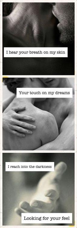 I wish you were here.