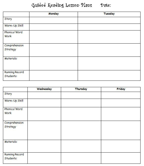 Literacy Without Worksheets Guided Reading Organizing  Classroom