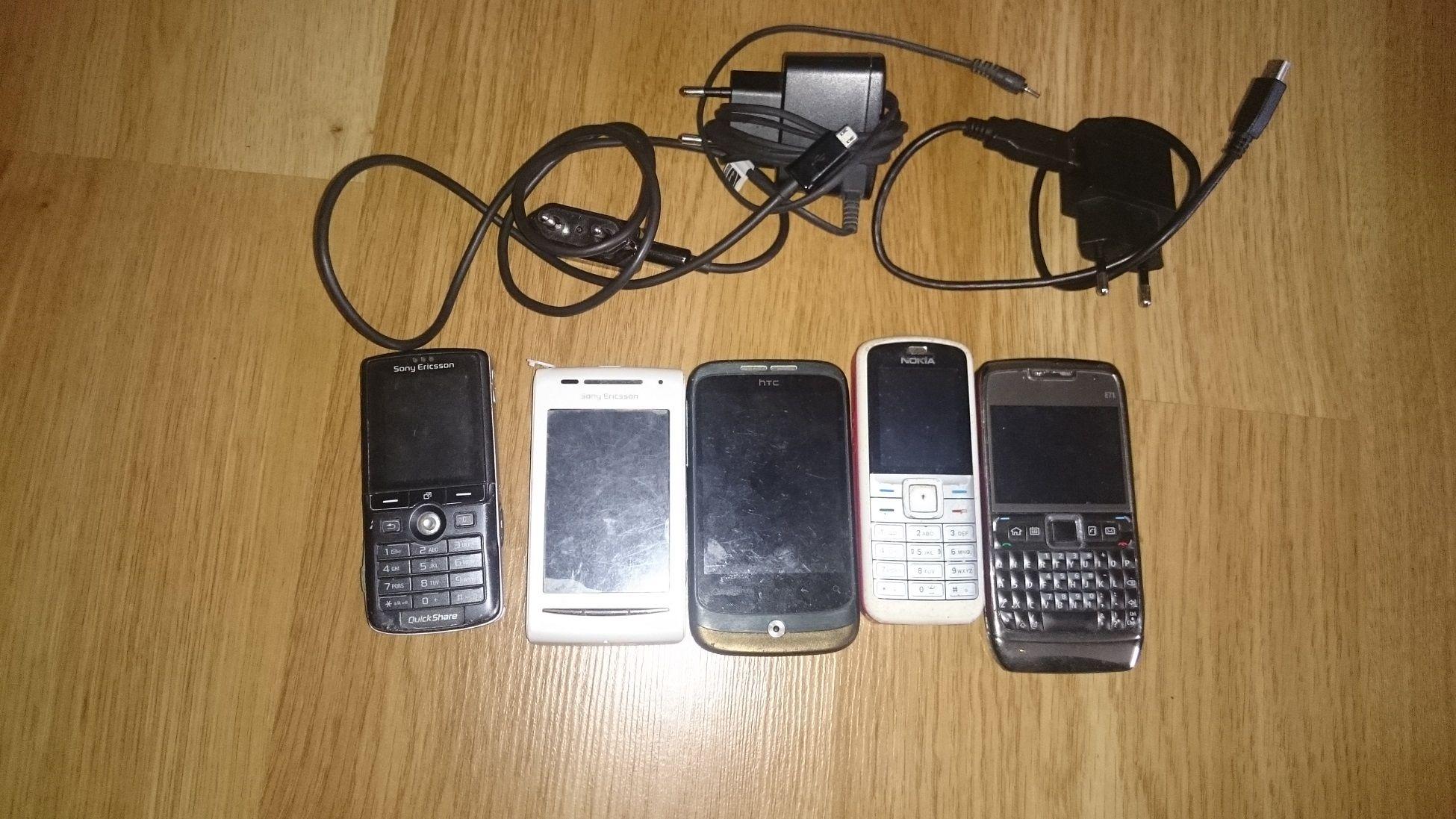 Nokia E71i Inne Allegro Nokia