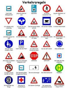 Verkehrsregeln | Auto | Pinterest | Kindergarten and Language