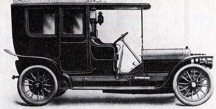 peugeot type 95 voiture routi re de 1907 la peugeot type 95 photo d 39 poque cet ancien. Black Bedroom Furniture Sets. Home Design Ideas