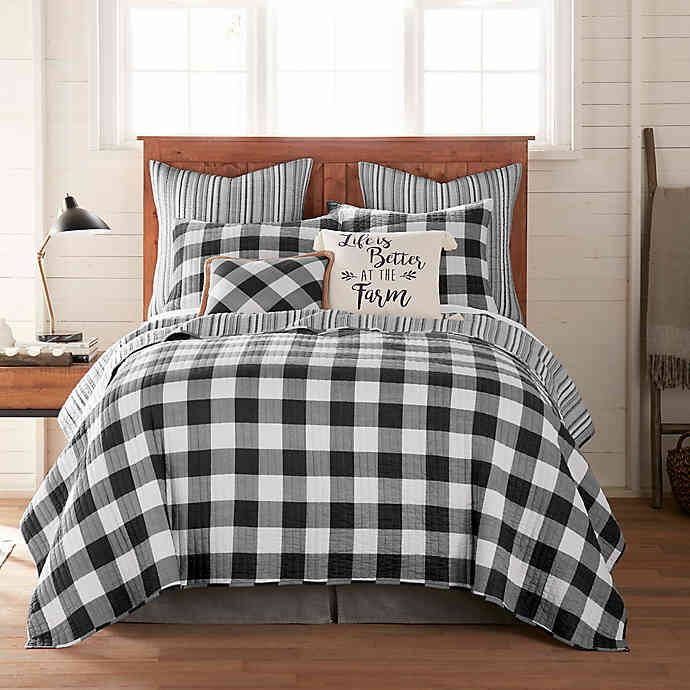Bee Amp Willow Home Sawyer Reversible Quilt Bed Bath