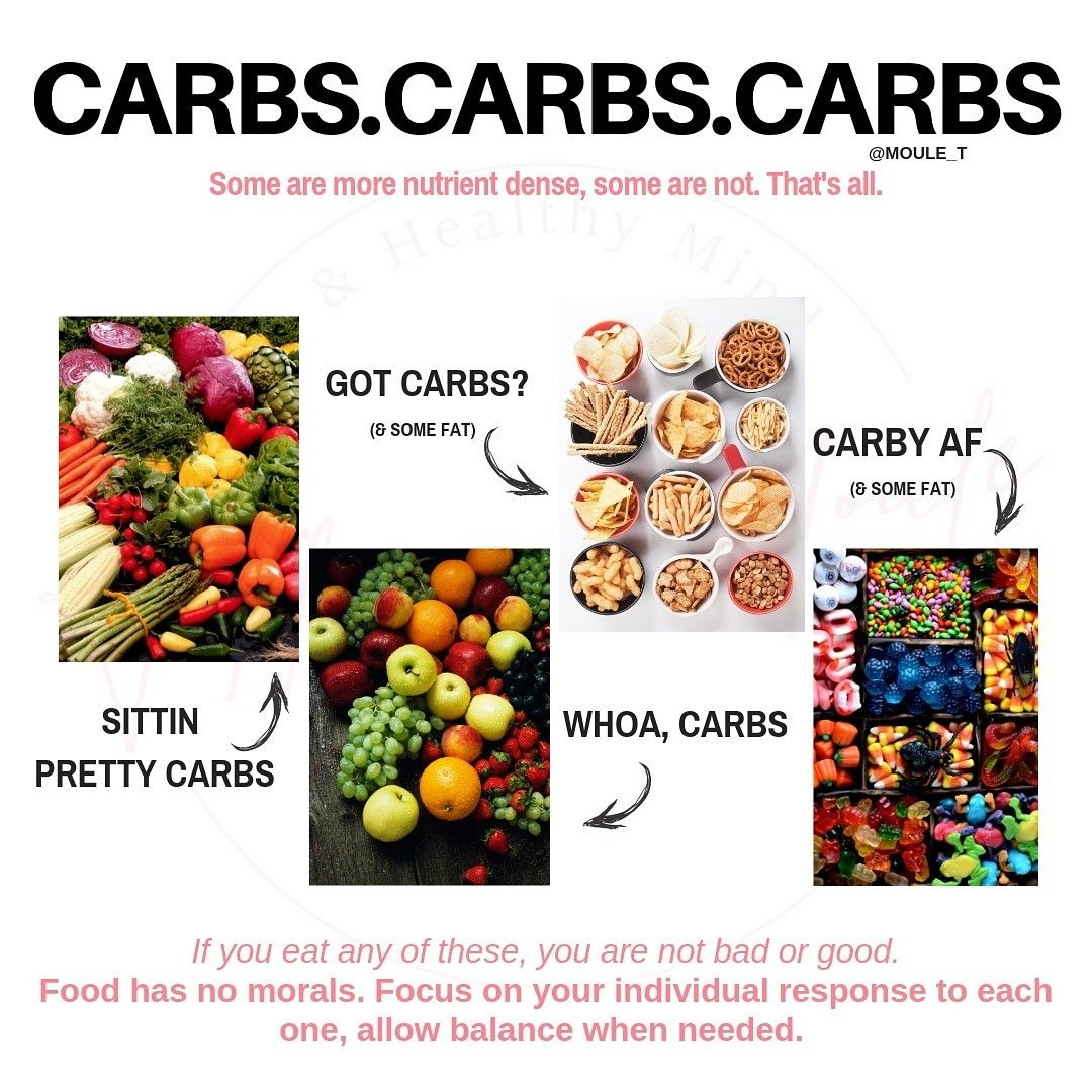 Whether you like a diet that is low carb, high carb ...