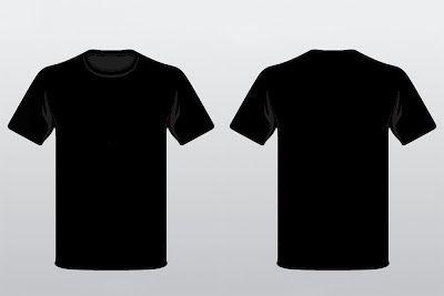 Download T Shirt Base Baju Kaos Kaos Kaos Sablon