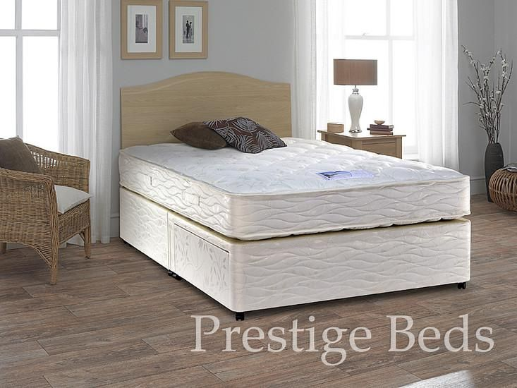 Myers Champagne Luxury Divan Bed Bed Mattress Buying