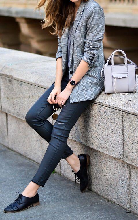 Outfit Para Invierno Moda Ropa De Trabajo Ropa Ropa De Moda