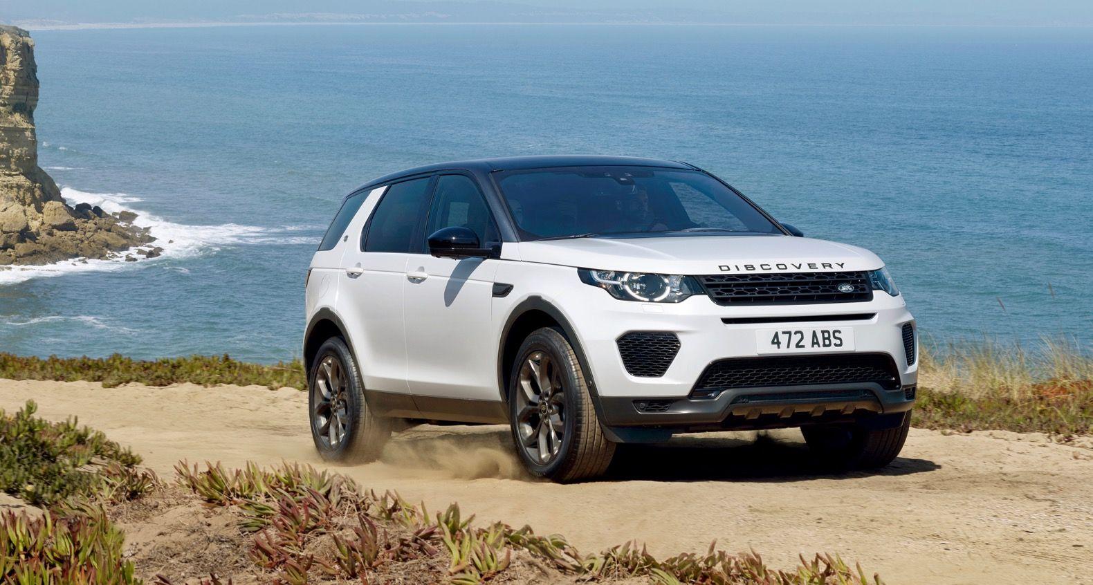 2019 Land Rover Discovery Sport Landmark edition Land