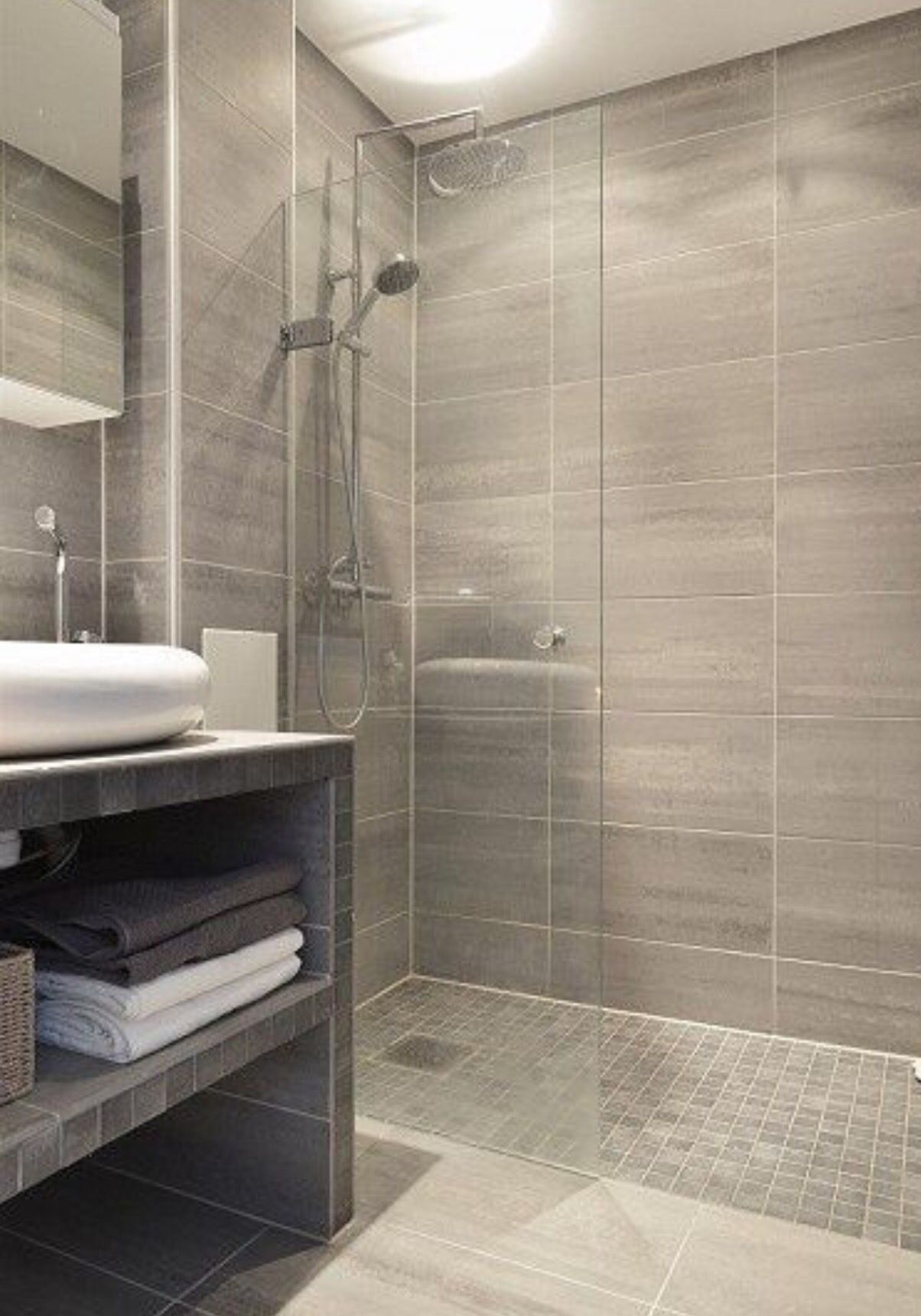Porcelain tiles are fabulous, easy care, and sustainable