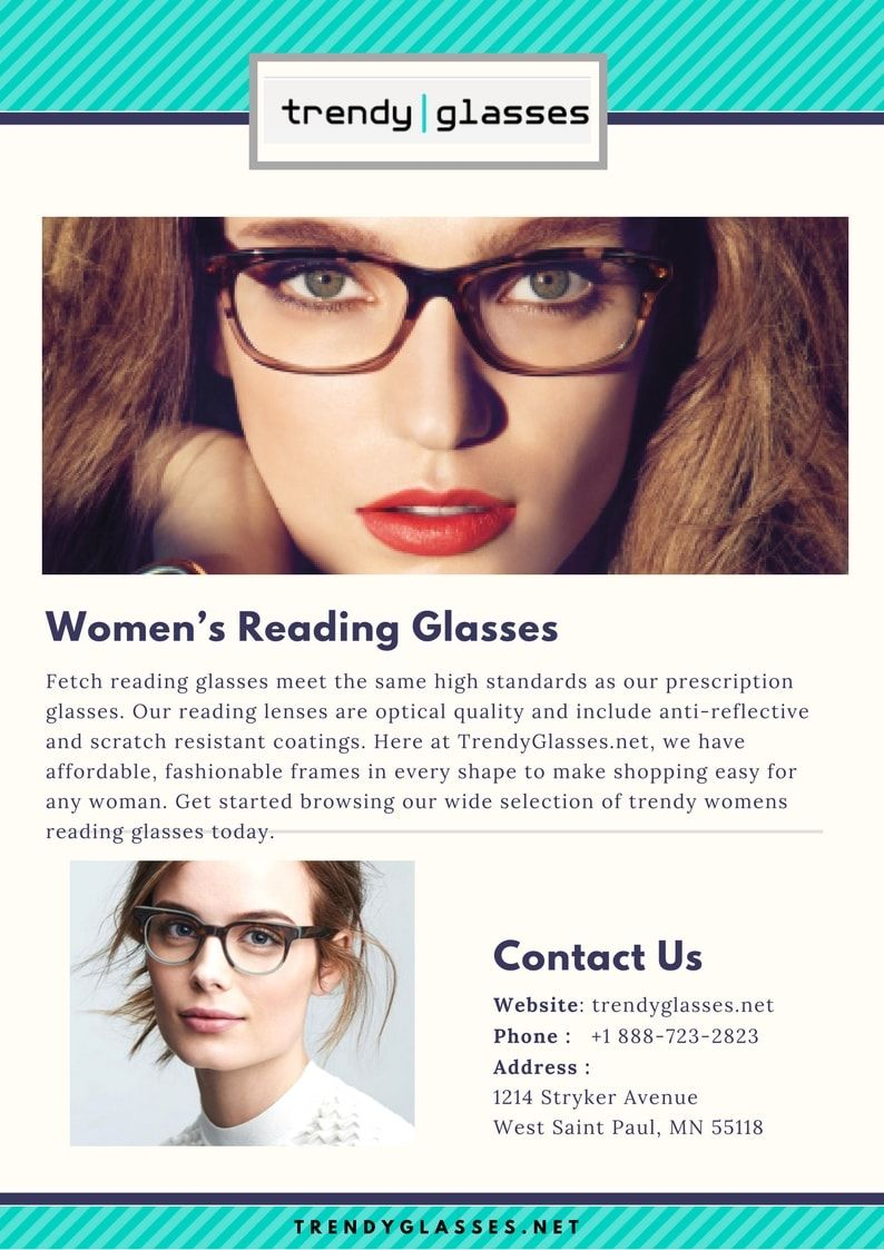 373c79db0df4 Trendy, colorful and traditional ladies' reading glasses. High quality and  stylish looks at reasonable prices. Fashionable Woman Reading Glasses  brands like ...