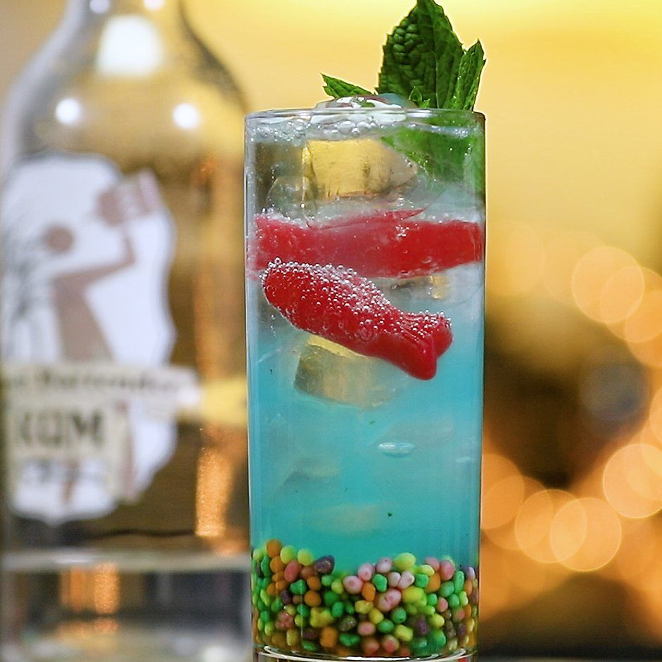 Refreshing Mojito Recipes Best Mojitos From Tipsy Bartender Tipsy Bartender Candy Cocktails Mojito Recipe
