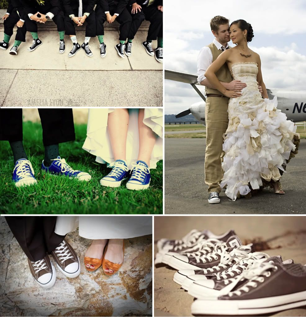 Image result for converse weddings
