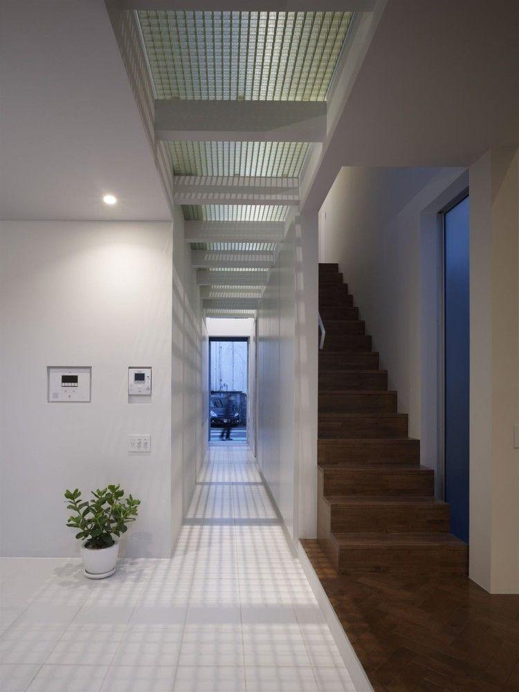 Arquitetos: airscape architects studio Localização: Tóquio, Japão Arquiteto Responsável: Tsuyoshi Ando Área: 132.06 m² Ano do projeto: 2008 Fotografias: Toshiyuki Yano