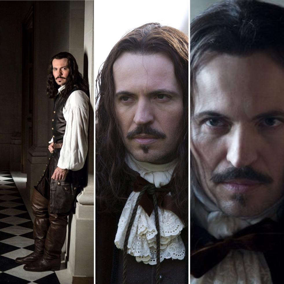 Fabien   Versailles Fan in 2019   Versailles tv series