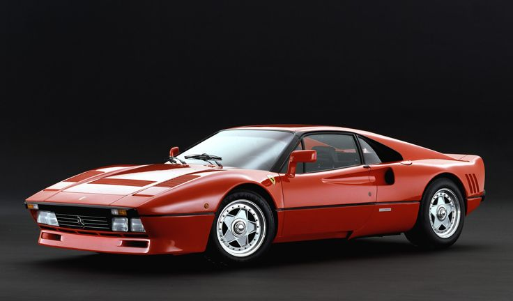 Top 10 most beautiful cars of the 80s - Swide