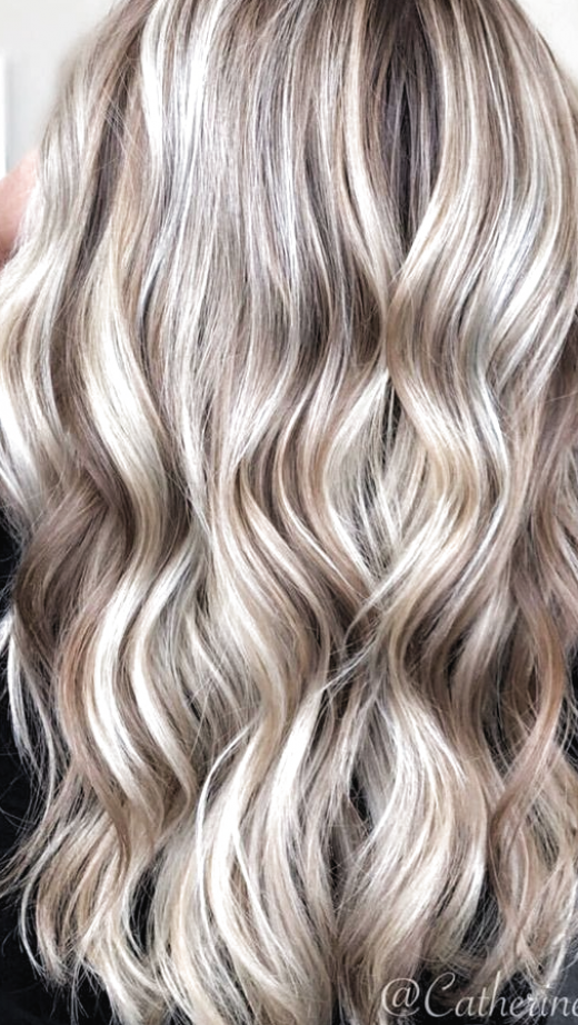 7 Lucky Spring Hair Color Blonde Highlights Enjoy A Great Spring In 2020 Spring Hair Color Spring Hair Color Blonde Spring Hairstyles