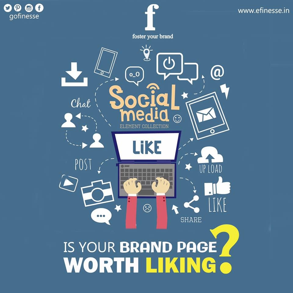 Because when it comes to #Worldwide reach, #SocialMedia is The Word.. Make it worthwhile..!!  #Connect #Engage #Empower #Finesse #FosterYourBrand #Branding #Chandigarh #India