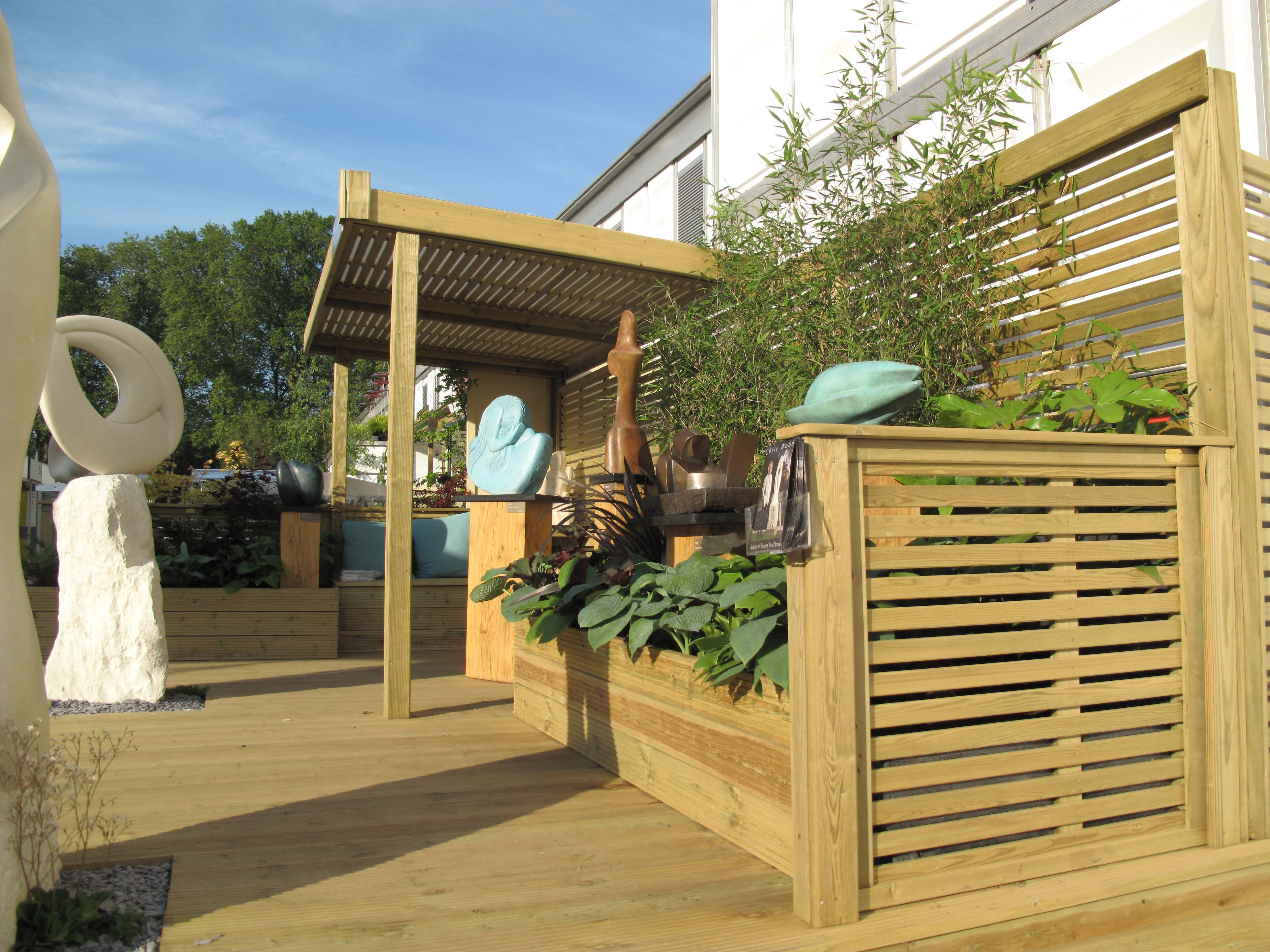 Garden Ideas 2014 Uk jacksons retreat in chris webb's garden at rhs chelsea 2014 http