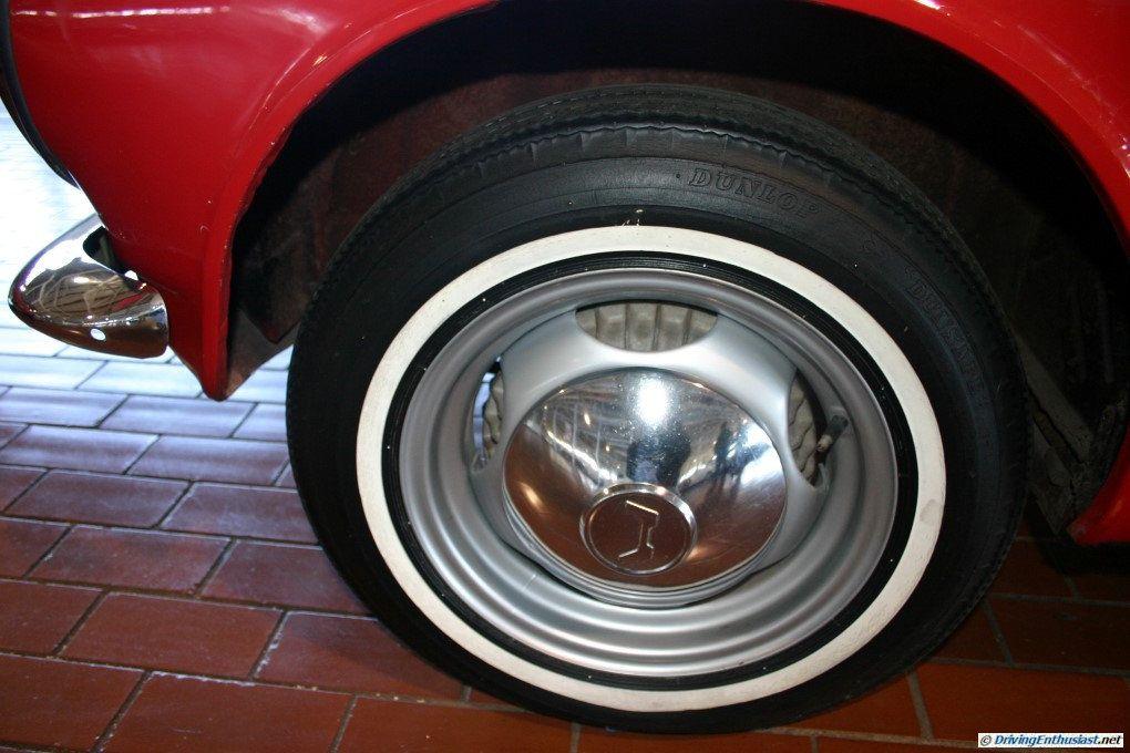 1966 Honda S600. As seen at the Lane Motor Museum