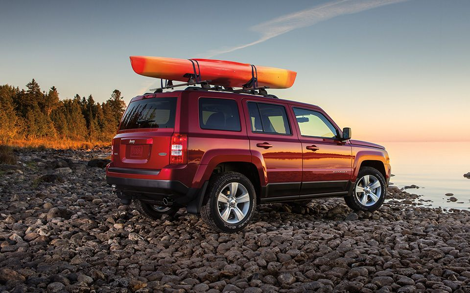 A Great Solution For Those Who Are Looking For True Jeep Brand Capability And Rugged Good Looks 2014 Je Jeep Patriot 2014 Jeep Patriot Chrysler Jeep