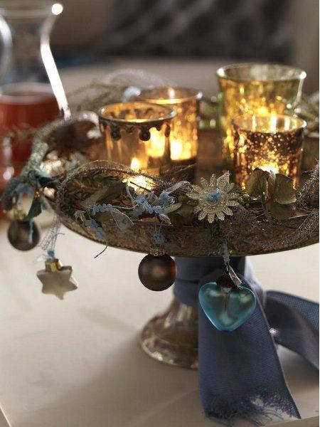 mercury candle holders mercury glass. Black Bedroom Furniture Sets. Home Design Ideas