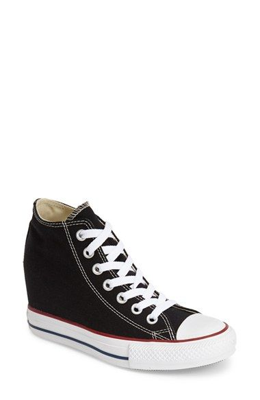 ec4504d3df06 Converse Chuck Taylor®  Lux Corel  High Top Sneaker (Women) available at   Nordstrom