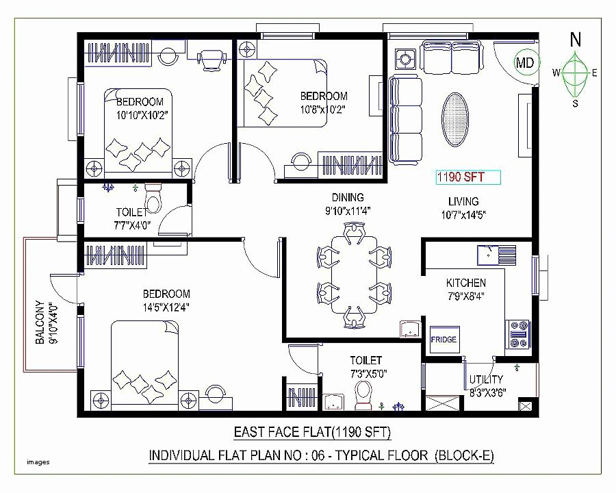 East Facing House Vastu Plans Easy Home Decor Ideas Bedroom Vastu