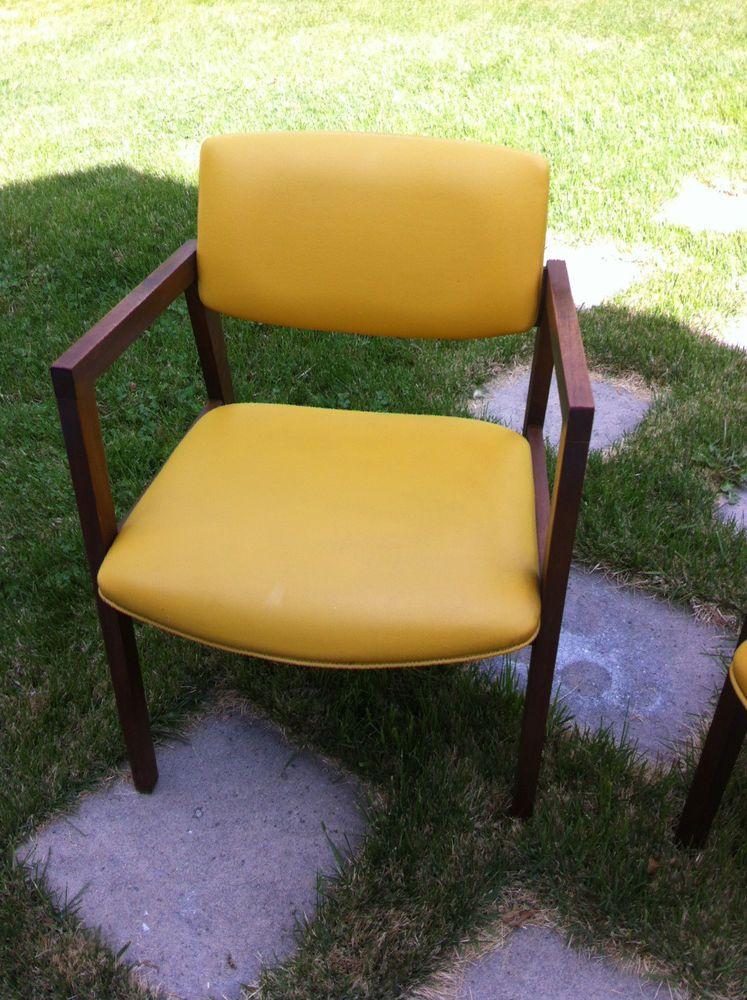 2 Vtg Mid Century Modern Yellow Danish Style Inspired Arm Chairs Lounge  Chairs  MidCenturyModern  Mid Century Modern Danish Style Arm Chairs  2  Yellow Lounge  . Modern Yellow Lounge Chair. Home Design Ideas