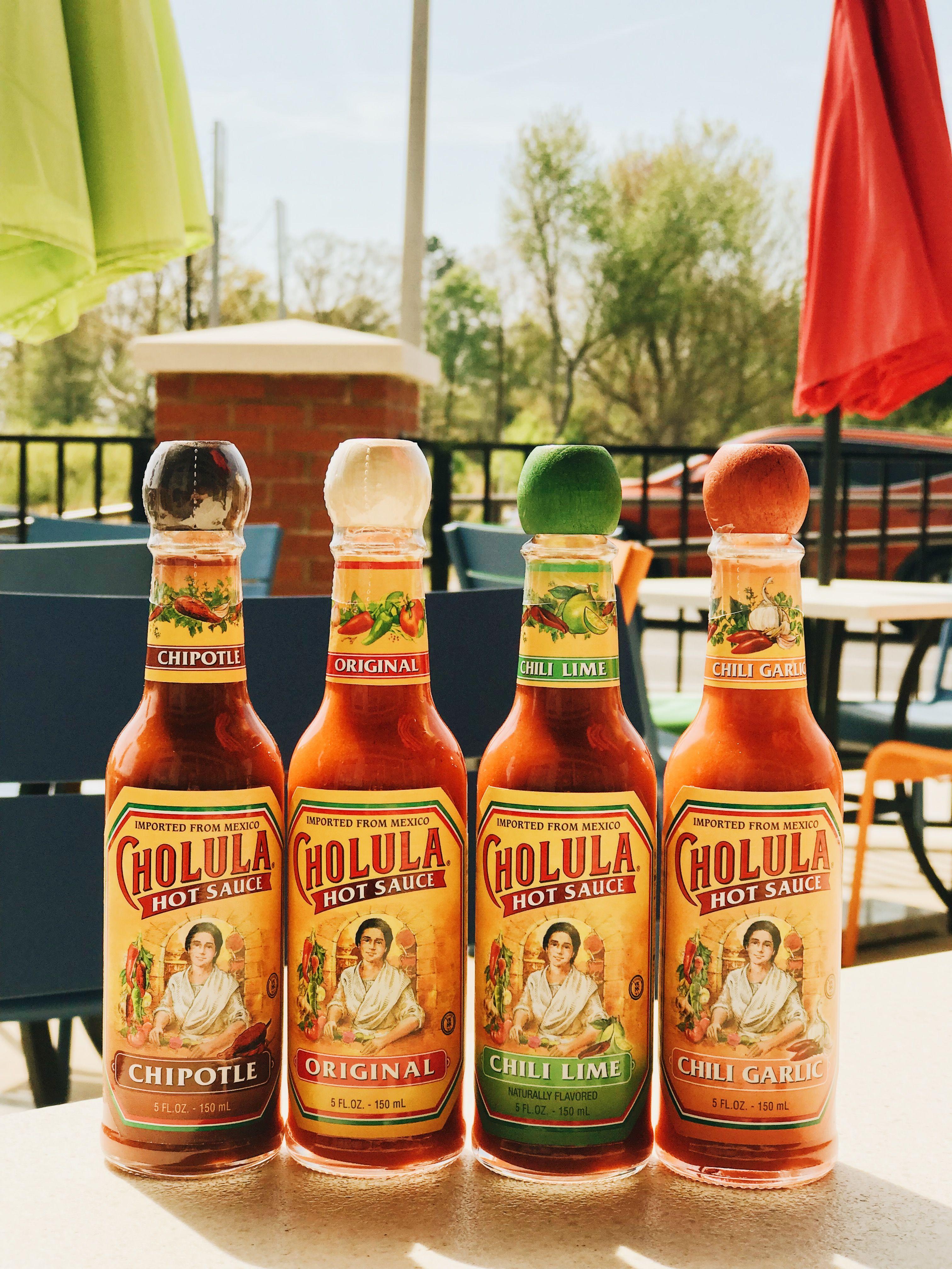 Cholula Hot Sauce Is A Taco S Best Friend Salsaritas In