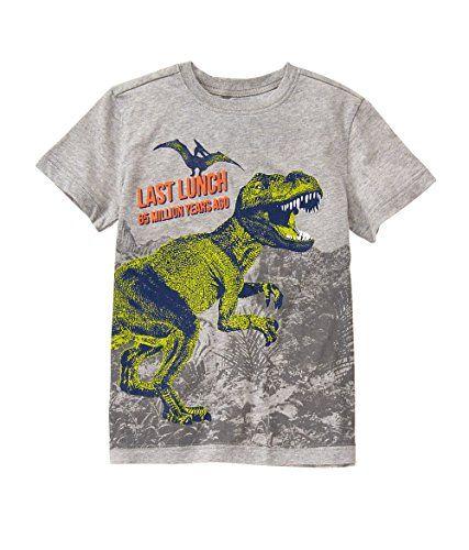 Life is Good Boys Cool Tee Trannosaurus Tex