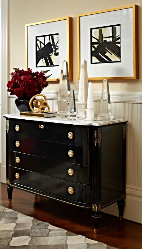Just As Century Artisans Put Their Stamp On Classic Designs Of The Ancient  Greeks And Romans, The Regency Bow Front Chest Pays Homage To A  Neoclassical ...