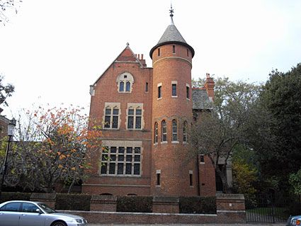 Irfanview Html Thumbnails 29 Originally No 9 Melbury Road The Tower House Designed By Burges As His Own Hom Tower House Architecture Kensington And Chelsea